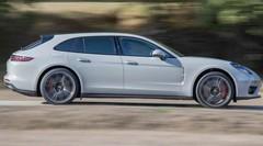 Essai Porsche Panamera Sport Turismo: en nuance