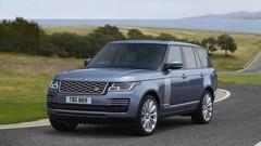 Le Range Rover passe à l'hybride rechargeable avec le P400e