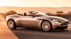 Aston Martin DB11 Volante : pure beauté