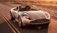 Nouvelle Aston Martin DB11 Volante (2018) : infos et photos officielles