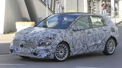 La future Mercedes Classe B prend la route