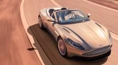 Aston Martin DB11 Volante (2018) : La DB11 tombe le haut