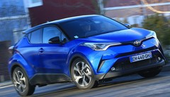 Essai Toyota C-HR 1.2 Turbo : Second choix