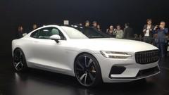 Polestar 1 : le premier modèle hybride de la nouvelle marque de Volvo