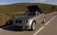 Essai BMW Série 1 Cabriolet : Plaisir à ciel découvert