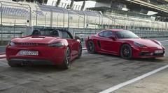 Porsche 718 Boxster & Cayman GTS : les collectors sont arrivés !