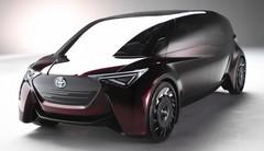 Toyota dévoile un concept haut de gamme à hydrogène