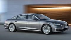 Essai Audi A8 : des pieds et des mains