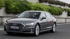 Essai Audi A8 L 50 TDI : Star de la techno
