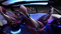 Toyota Fine-Comfort Ride Concept : à hydrogène et autonome