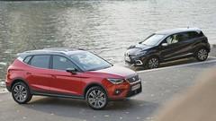 Essai : Le Seat Arona défie le Renault Captur