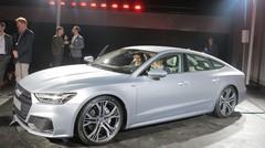 La nouvelle Audi A7 Sportback se montre en détail (avec vidéo)