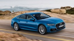Nouvelle Audi A7 Sportback 2018 : les photos officielles