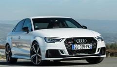 Audi RS3 2018 : cinq majeur