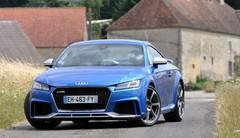 Essai Audi TT RS (8S) : Bande originale