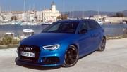 Essai Audi RS3 Sportback : Une familiale démentielle