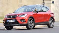 "Essai Seat Arona : Le petit ""SUV"" catalan rival du C3 Aircross"