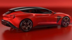 Aston Martin Vanquish Zagato : le Shooting Brake dévoilé