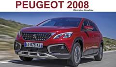 Futur SUV Peugeot 2008 : il arrive en 2019