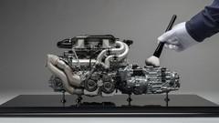 Une réplique du moteur de la Bugatti Chiron au prix de 7 950 euros