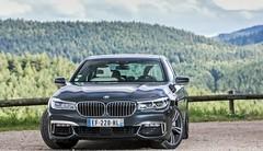 Essai BMW 750d xDrive : voyage en Théorie