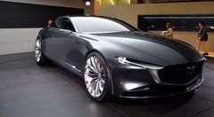 La Mazda Vision Coupé annonce les traits de la future Mazda6