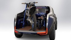 Yamaha Cross-Hub Concept : mini pickup