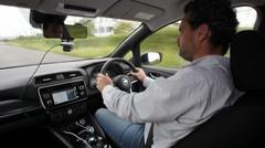 Nissan Leaf (2018) : premier essai exclusif