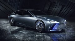 Lexus LS+ Concept : super high-tech