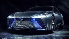 Lexus LS+ Concept : la limousine autonome de Lexus