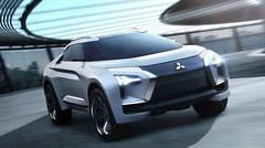 Le concept Mitsubishi e-Evolution sort de l'obscurité