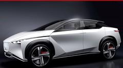 Concept Nissan IMx électrique, en série en 2019 ?
