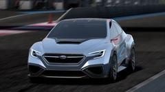 Subaru Viviz Performance Concept : premier aperçu de la future WRX STI
