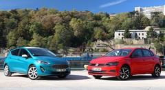 Essai Ford Fiesta (2017) vs Volkswagen Polo (2017) : les européennes