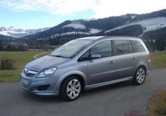 Essai Opel Zafira : Plus raffiné, plus écolo
