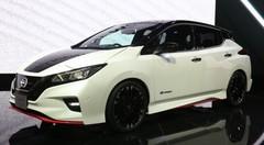 Nissan Leaf Nismo : concept ou réalité ?