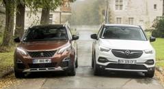 Essai : L'Opel Grandland X défie le Peugeot 3008