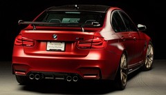 BMW M3 30 Years American Edition : un seul exemplaire