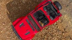 Jeep Wrangler (2018) : premières photos officielles
