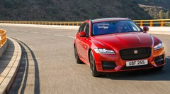 Essai Jaguar XF Sportbrake : l'esthète anti SUV