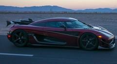 Koenigsegg Agera RS : 447 km/h pour un nouveau record de vitesse