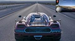 Record du monde de vitesse : Koenigsegg bat Bugatti avec 447 km/h