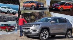 le nouveau Jeep Compass face à ses concurrents