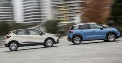 Essai : Le Citroën C3 Aircross défie le Renault Captur
