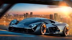 Lamborghini Terzo Millennio : le futur en ligne de mire