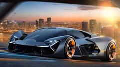 Lamborghini envisage une supercar électrique et sans batterie
