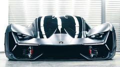 Lamborghini Terzo Millenio : un concept électrique