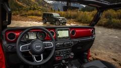 Jeep montre l'intérieur du nouveau Wrangler