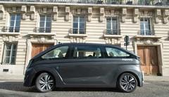 Navya Autonom Cab: un robot-taxi bientôt en test à Paris