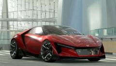 Honda Sports Vision GT Concept : au-delà du virtuel ?